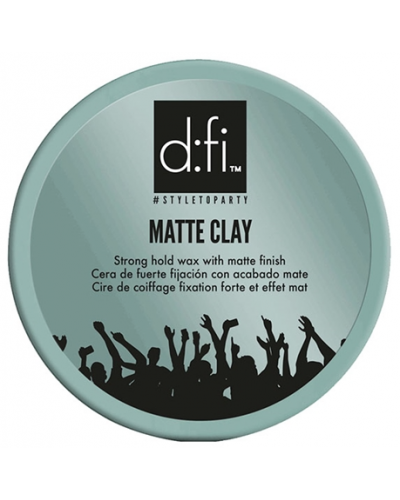 Matte Clay Strong Hold Matte Clay